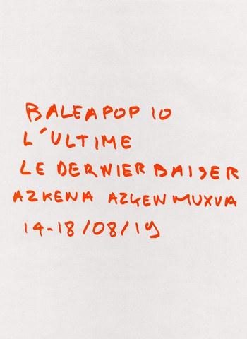 Baleapop #10