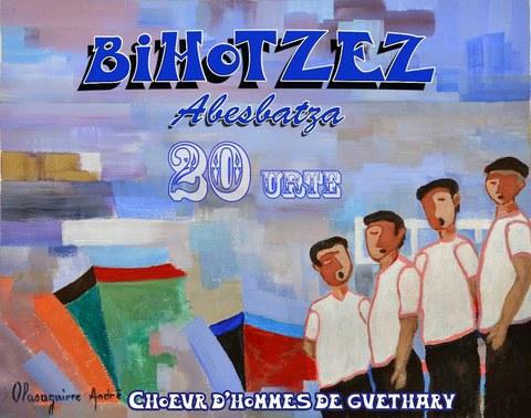 Bihotzez - Shanteona