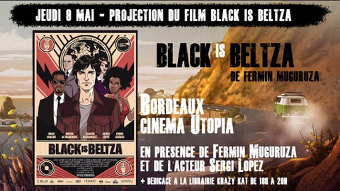 """Black is Beltza"" filma"
