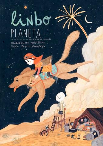 "Dejabu Panpin Laborategia ""Linbo planeta"""