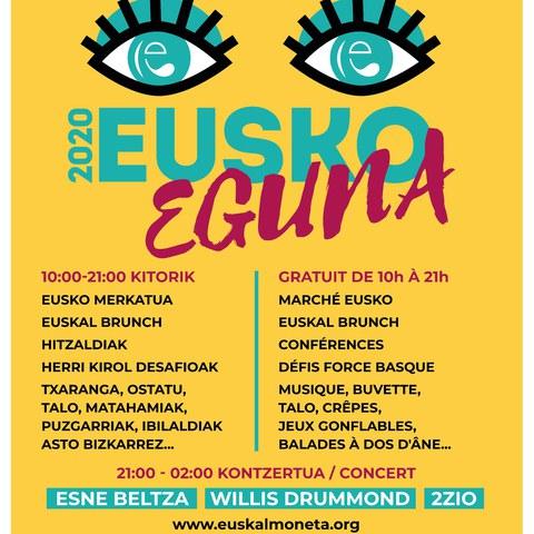 Eusko Eguna 2020