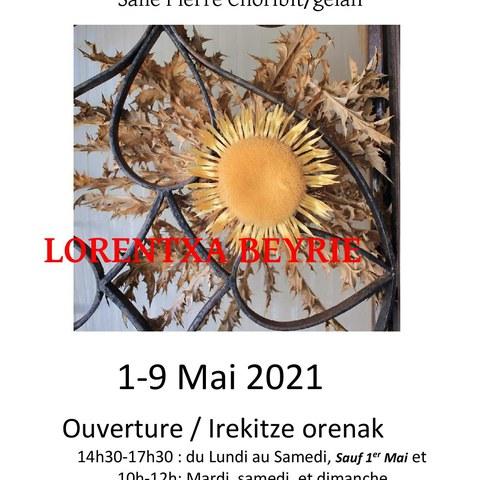 Lorentxa Beyrie-k 10 urte