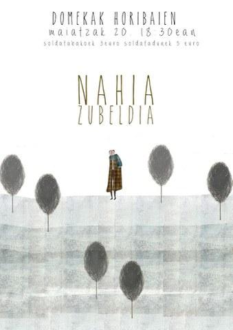 Nahia Zubeldia