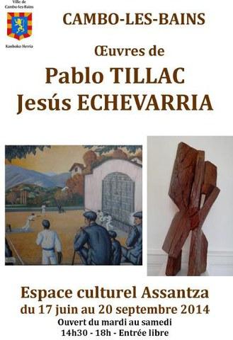 Pablo Tillac & Jesús Echevarria