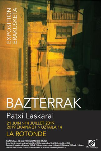 """Patxi Laskarai """"Bazterrak"""""""