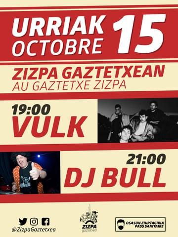 Vulk + DJ Bull