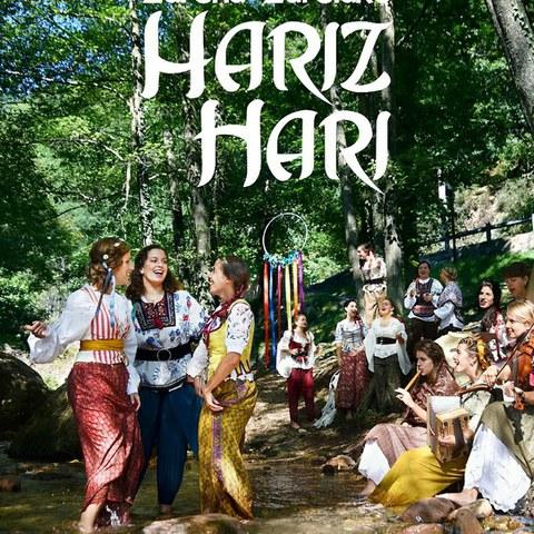 "Zarena Zarelako ""Hariz Hari"""