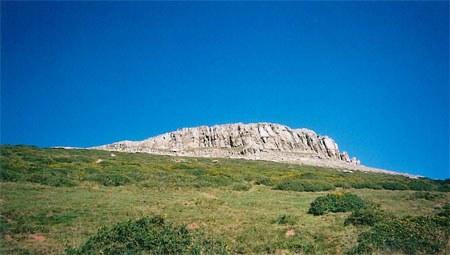 The Roman oppidum of Urkulu