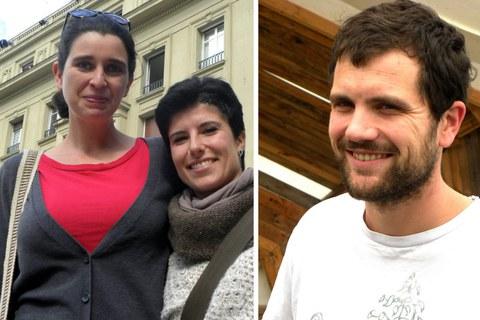 Pierre Lafitte, Hannah Frances Welhane, Garazi Lopez de Armentia, David Alcorta