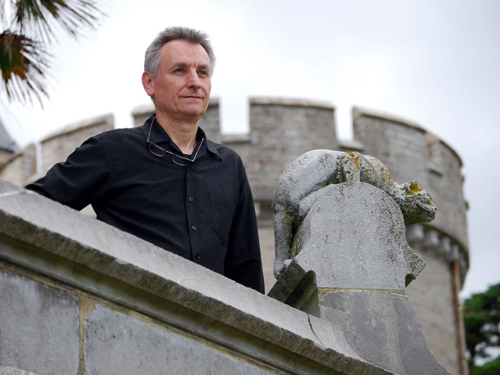 Serge Lonca - The Château d'Abbadia
