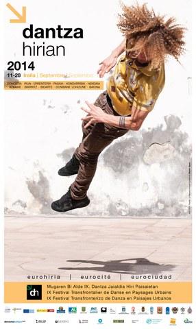 Dantza Hirian 2014