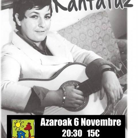 Estitxu Kantatuz