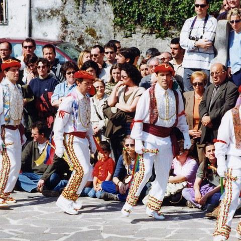 Euskal dantzaren ezagutza egin