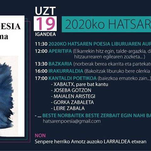 Hatsaren poesia 2020
