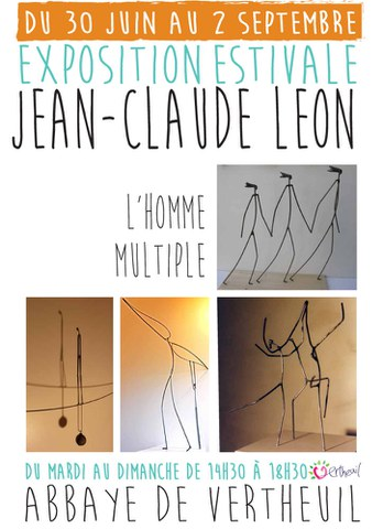 Jean-Claude Léon-en erakusketa