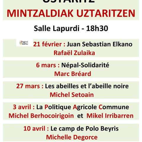 """Marc Bréard """"Népal-Solidarité"""""""