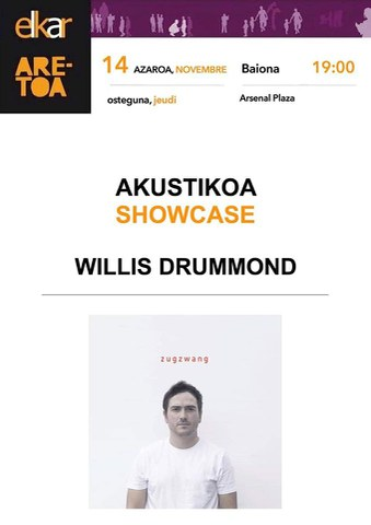 Willis Drummond - Showcase