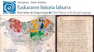 Breve Historia de la Lengua Vasca