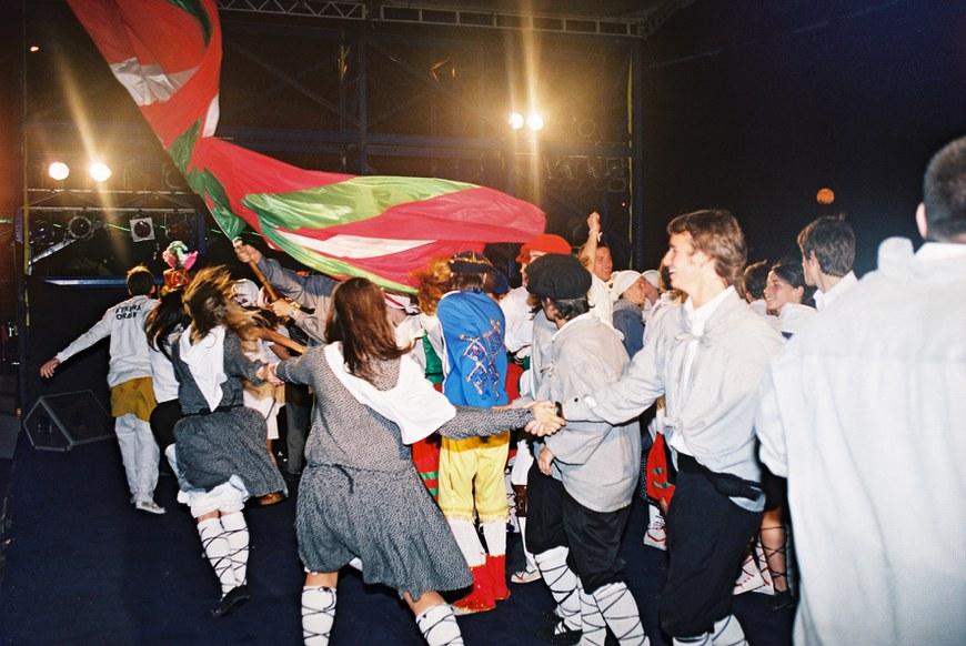 La joven generación de la Diáspora se identifica con su homóloga europea (Kepa Etchandy).