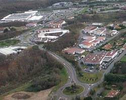 Zona industrialde Maignon - Angelu