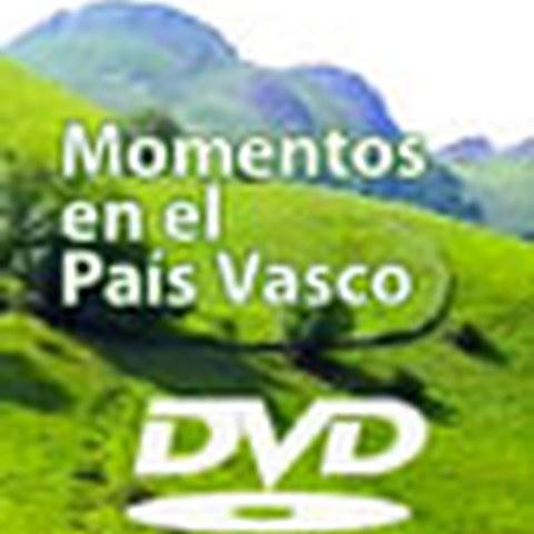 """El DVD """"Momentos en el País Vasco"""" disponible en cuatro lenguas"""
