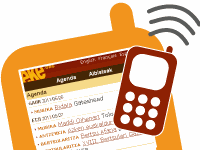¡La agenda de la cultura vasca en el móvil!