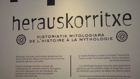 Herauskorritxe - Euskal mitologiaren interpretazio gunea