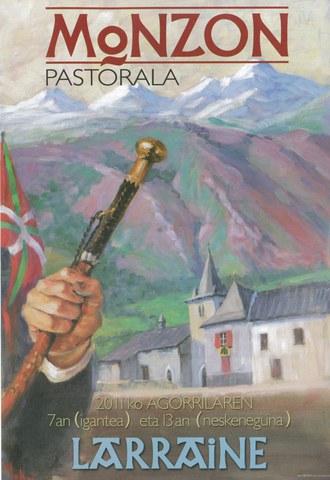 Telesforo Monzon pastorala