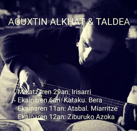 Aguxtin Alkhat & taldea