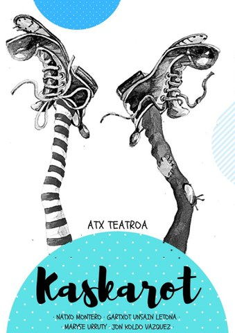 """Atx teatroa """"Kaskarot"""" [EZEZTATUA]"""