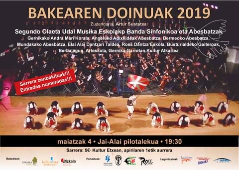 Bakearen Doinuak 2019