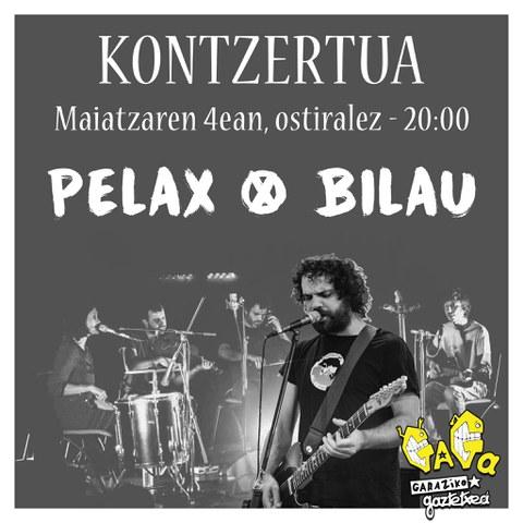 Bilau + Pelax