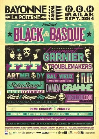 Black and Basque festibala