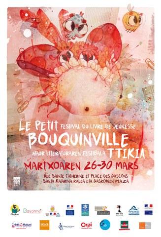 """""""Bouquinville ttikia"""" festibala"""