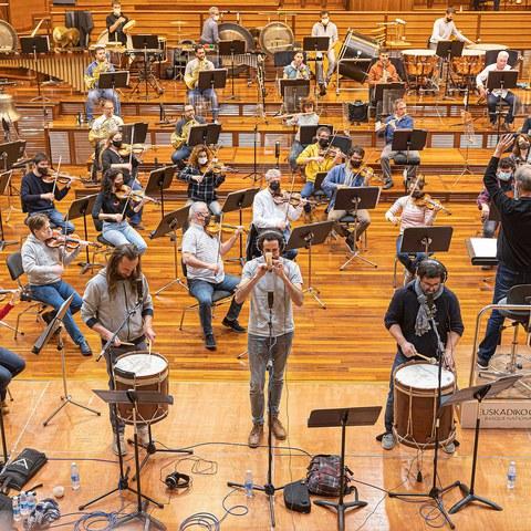Euskadiko Orkestra + Kalakan