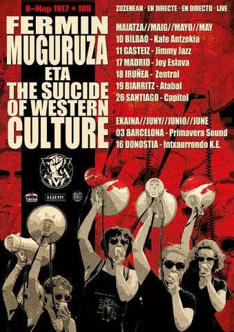 Fermin Muguruza & The suicide of western culture - 2ZIO