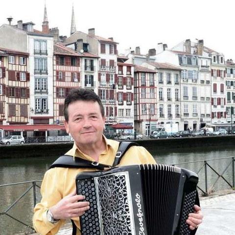 Gérard Luc & gomitatuak