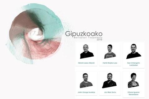 Gipuzkoako bertsolari txapelketa 2019 - Finalaurrekoa