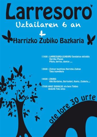 Harrizko Zubiko besta