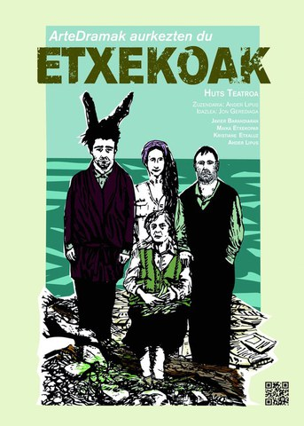 """Huts teatroa """"Etxekoak"""""""