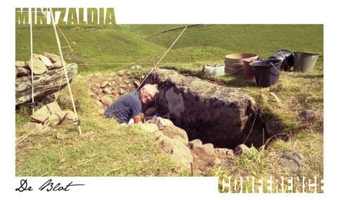 """Jacques Blot """"Arkeologo baten ibilbidea euskal mendietan"""""""