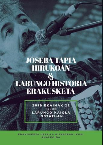 Joseba Tapia Hirukoan