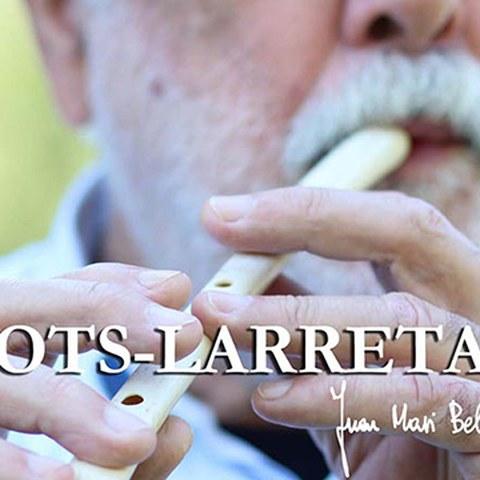 """Juan Mari Beltran """"Hots larretan"""""""