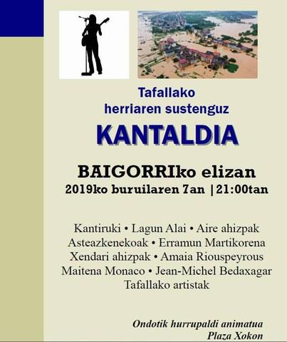 Kantaldia Baigorrin