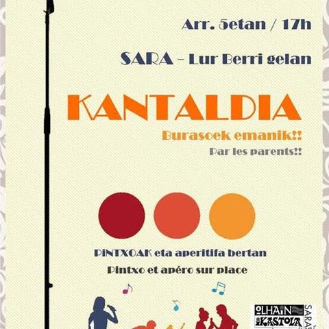 Kantaldia Saran
