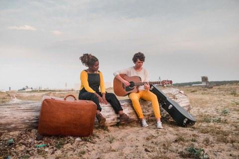 Kepa + Pauline & Juliette