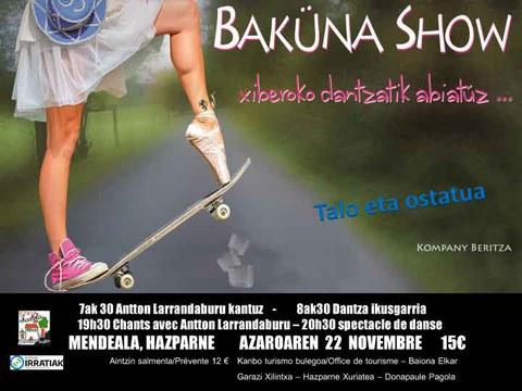 """Kompany Beritza """"Baküna Show"""""""