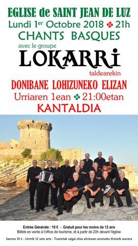 Lokarri taldea