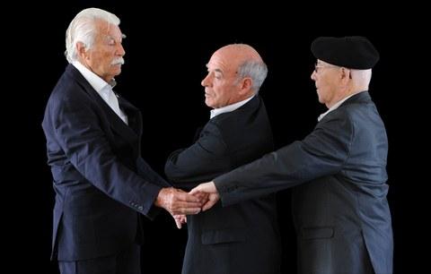 """""""Oroitzen naiz... Je me souviens"""" dokumentala"""