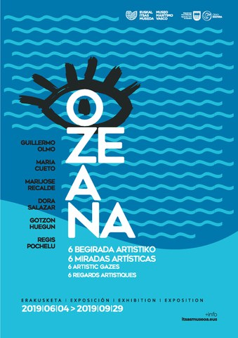 Ozeana, 6 begirada artistiko